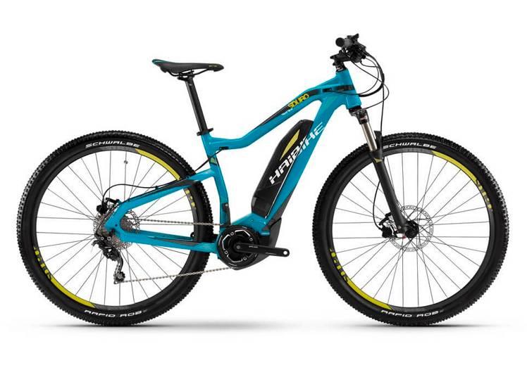 Rower elektryczny z PM Bike