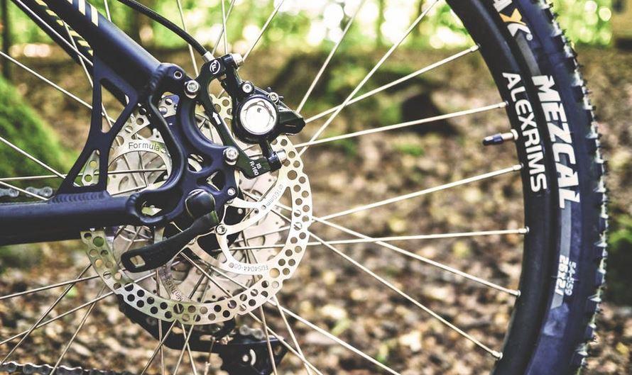piasta roweru górskiego