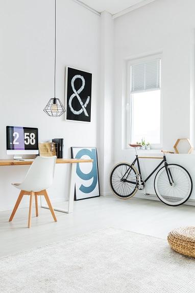 plakaty z napisami na ścianę