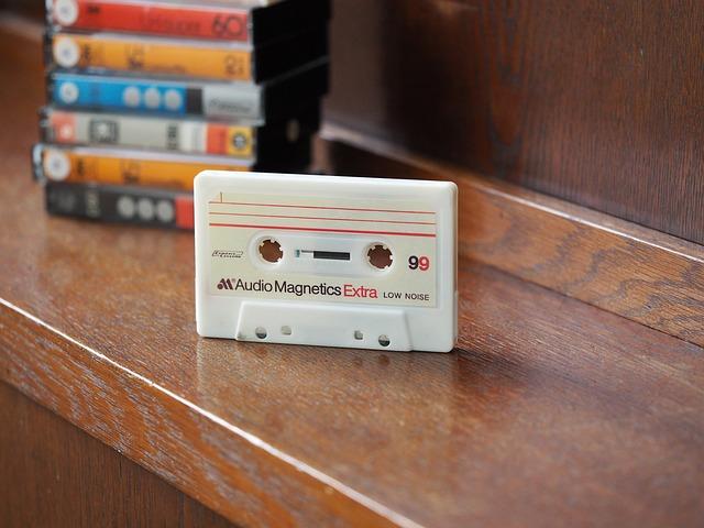 Meritum przegrywanie kaset