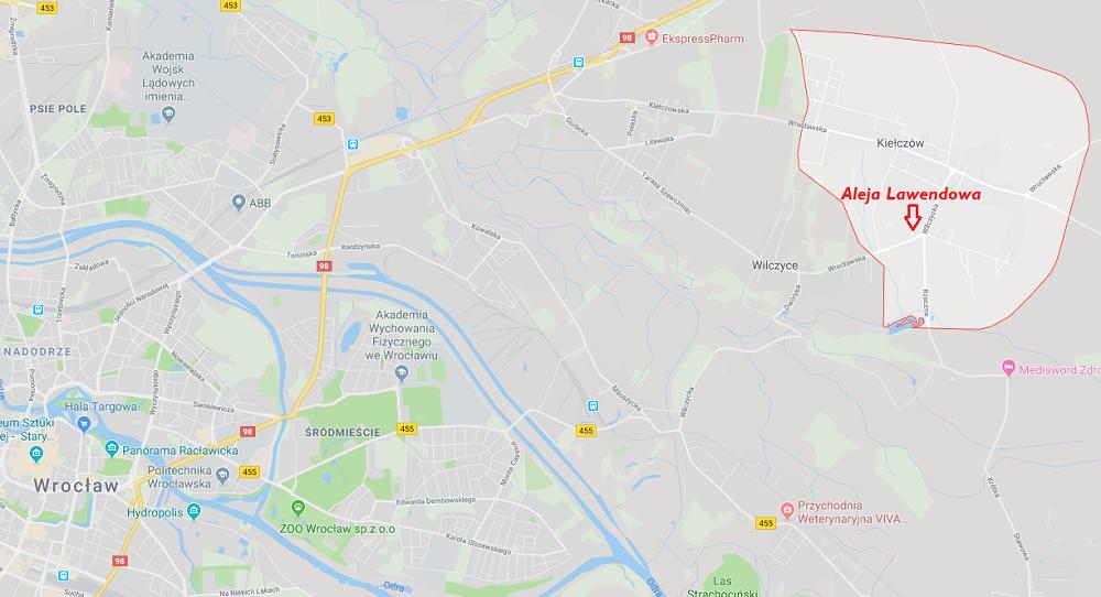 mieszkania w Kiełczowie